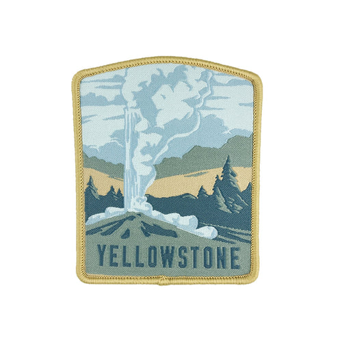Patch - Yellowstone