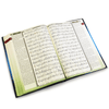 Al-Quran Maqdis (Word by Word With English Translation) - A4 Size Black