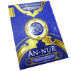 Al-Quran An-Nur (With Romanised Text) - A4 Size Blue