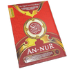 Al-Quran An-Nur (With Romanised Text) - A4 Size Red