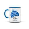Islamic Quotes Mug - English (C01E-Blue)