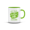 Islamic Quotes Mug - English (C01E-Green)