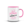 Islamic Quotes Mug - English (C01E-Pink)