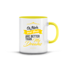 Islamic Quotes Mug - English (C01E-Yellow)
