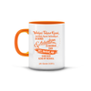 Islamic Quotes Mug - Malay (C02M-Orange)