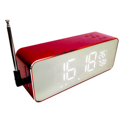 Al-Quran Alarm Clock (Red)