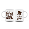 Mug Kau - It's Coffee Time (English-025)
