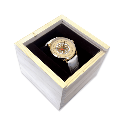 Limited Edition Nusantara Wristwatch - Pure White