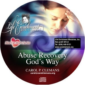 Abuse Recovery God's Way – Seminar CD