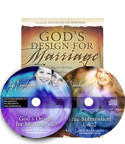 God's Design for Marriage - Pack 2