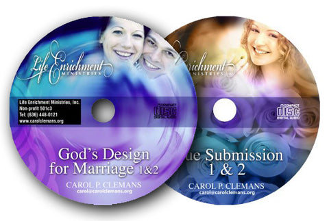 God's Design for Marriage - Pack 1