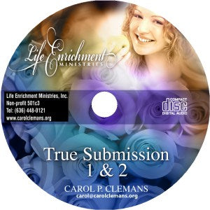 True Submission – Seminar CD