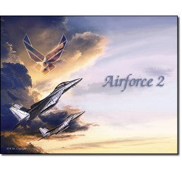 Air Force Personalized Art