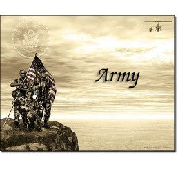 Army Personalized Artwork