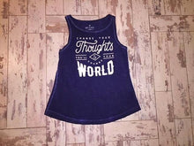 "Sleeveless ""Change your thoughts"""