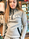 The Minnesotan Women's Faint Hoodie - Grey