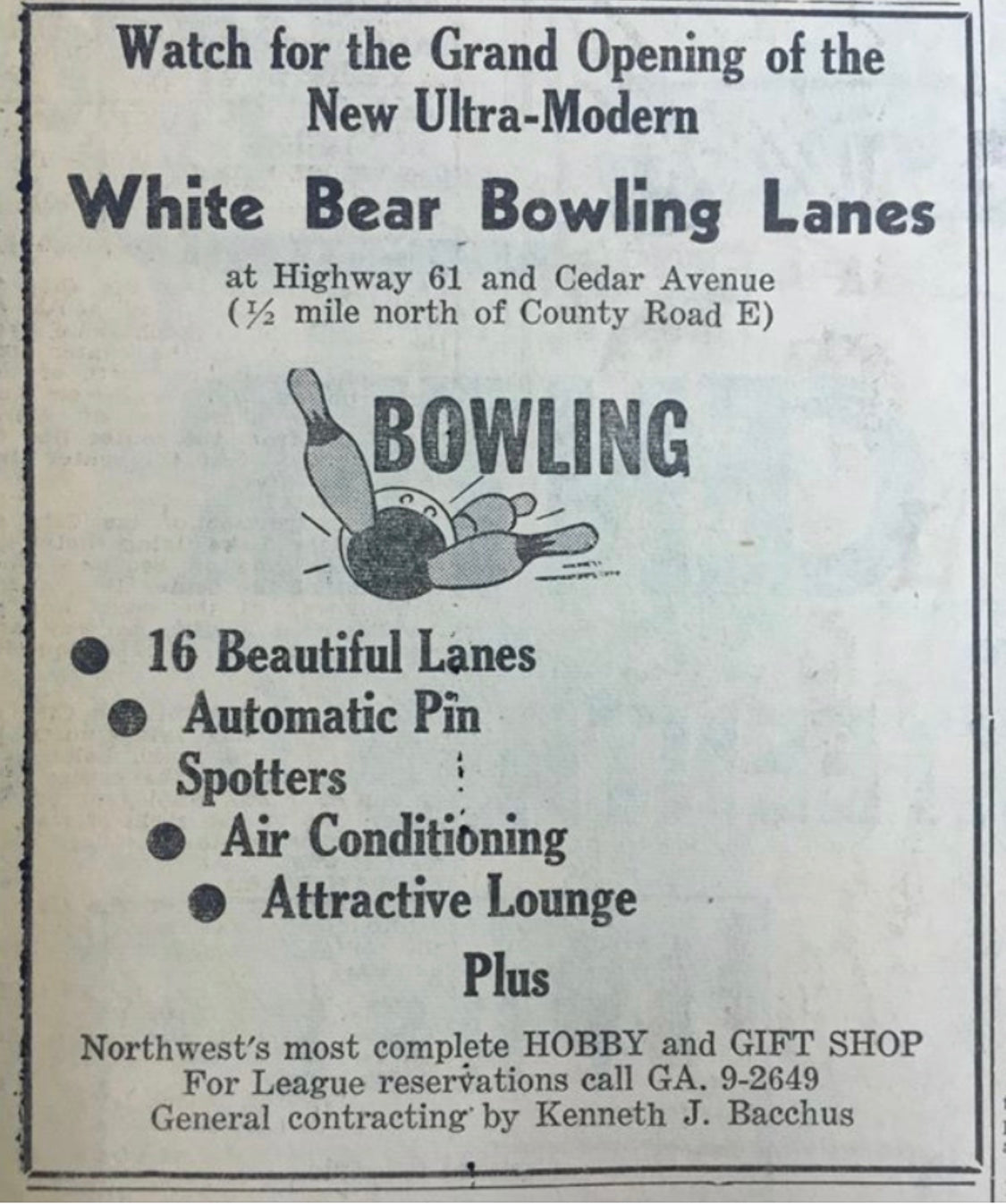 Holiday House White Bear Bowl