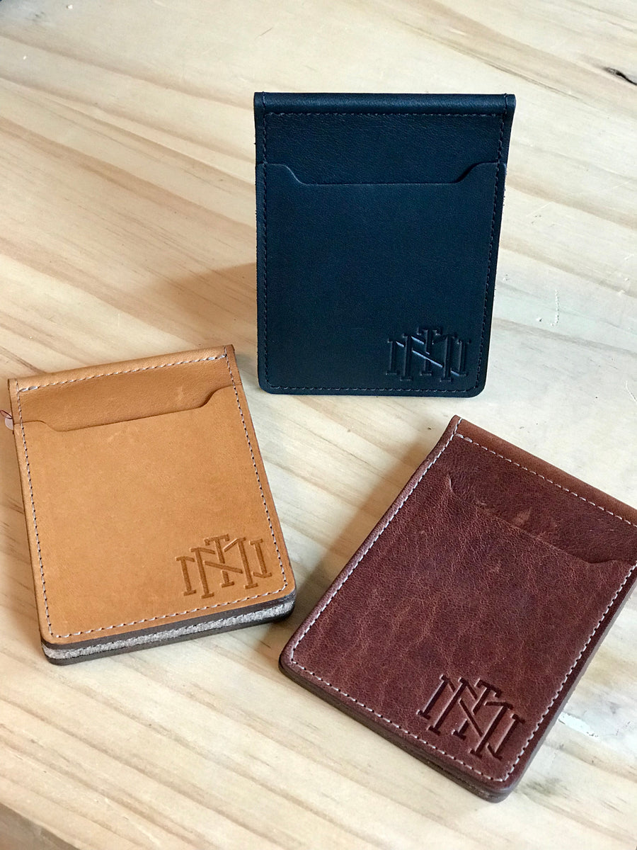 The Minnesotan Money Clip Wallet