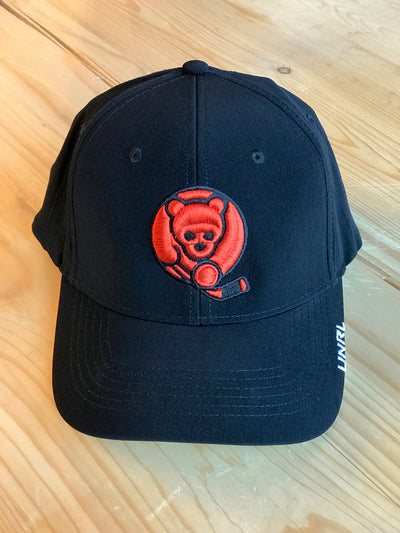 Vintage Bears Hockey by UNRL