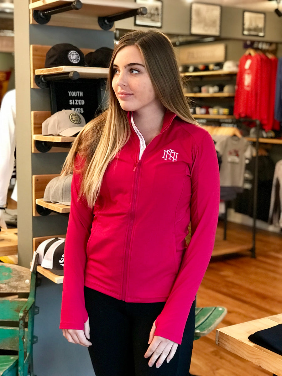 The Minnesotan Women's Full Zip, Pink