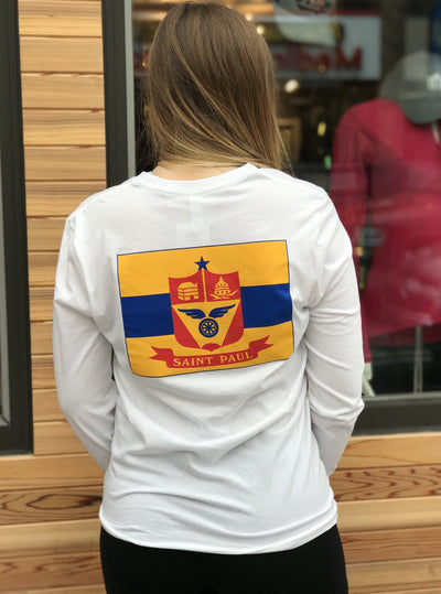 St Paul Flag Long Sleeve