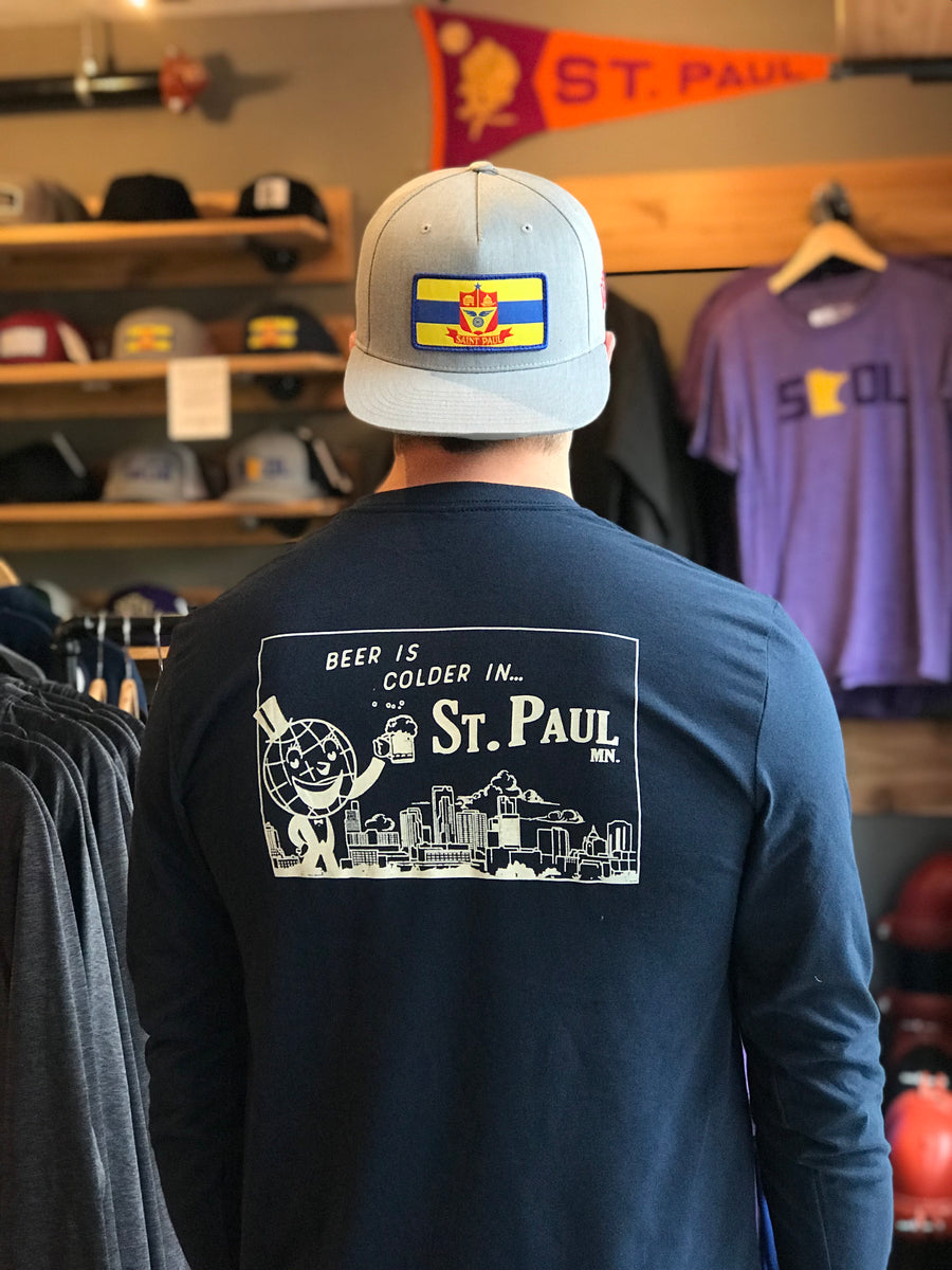 Beer is Always Colder in St Paul Longsleeve