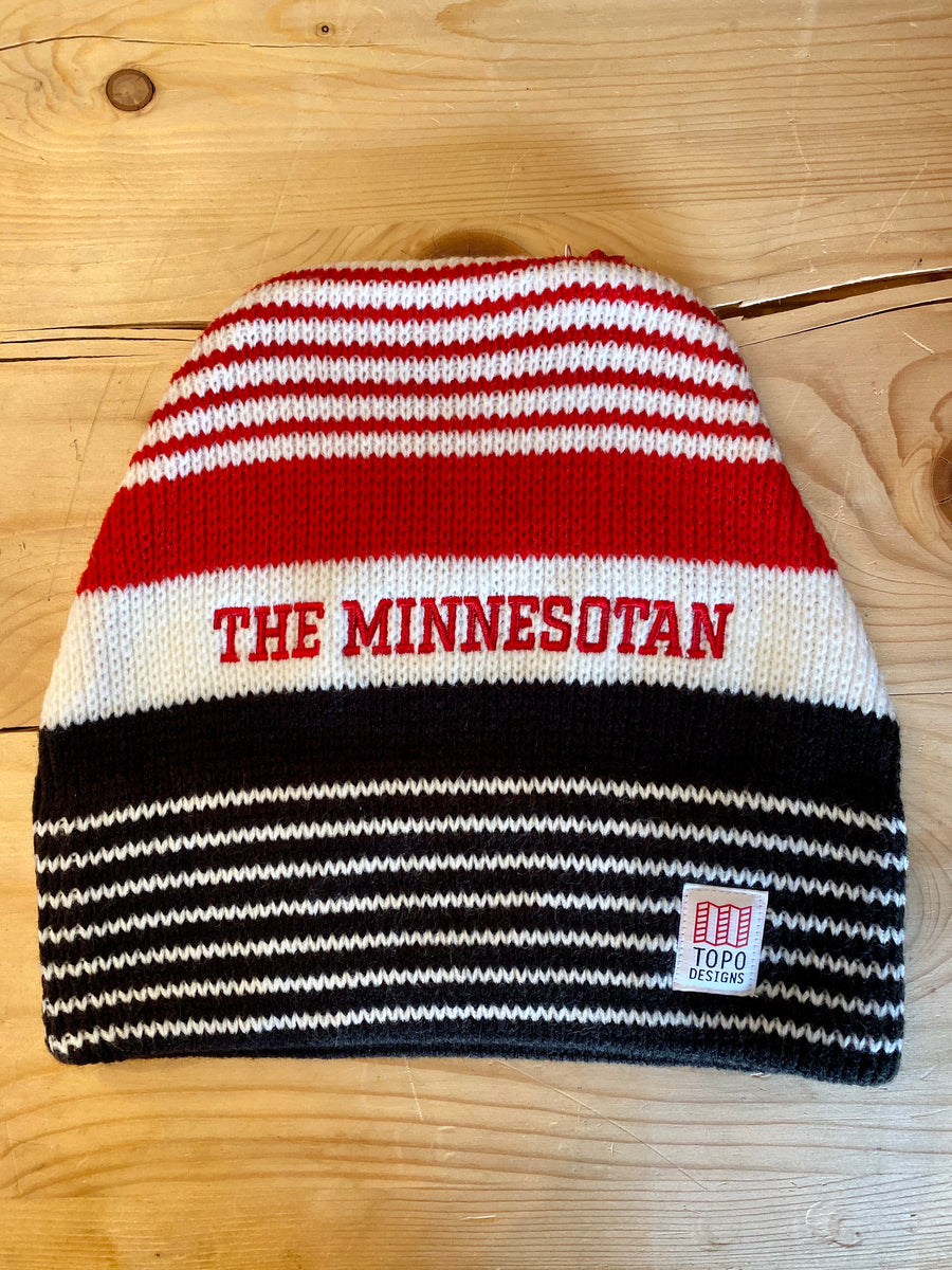 The Minnesotan Ski Hat