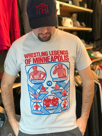 Wrestling Legends of Mpls