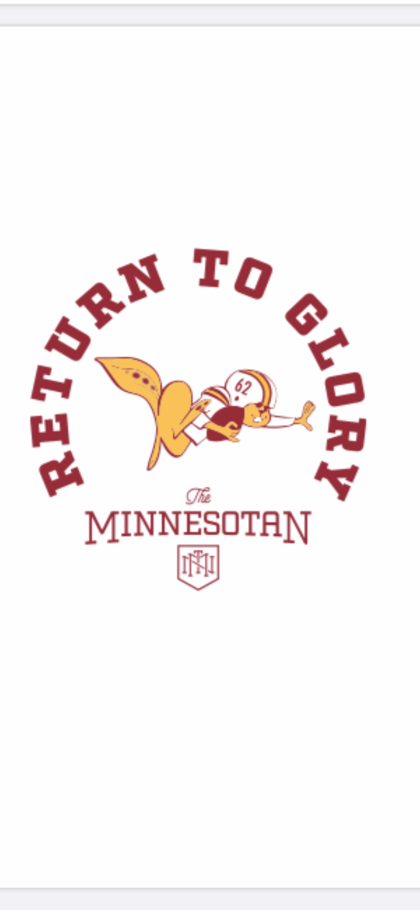 Gopher Football - Return to Glory