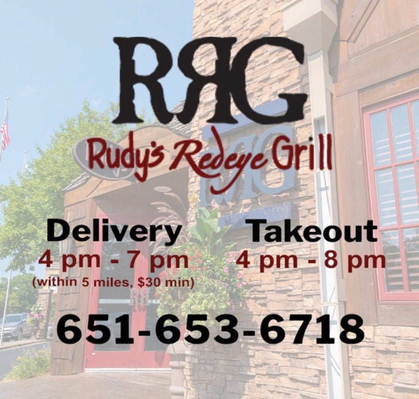 Rudy's Redeye Grill Gift Card