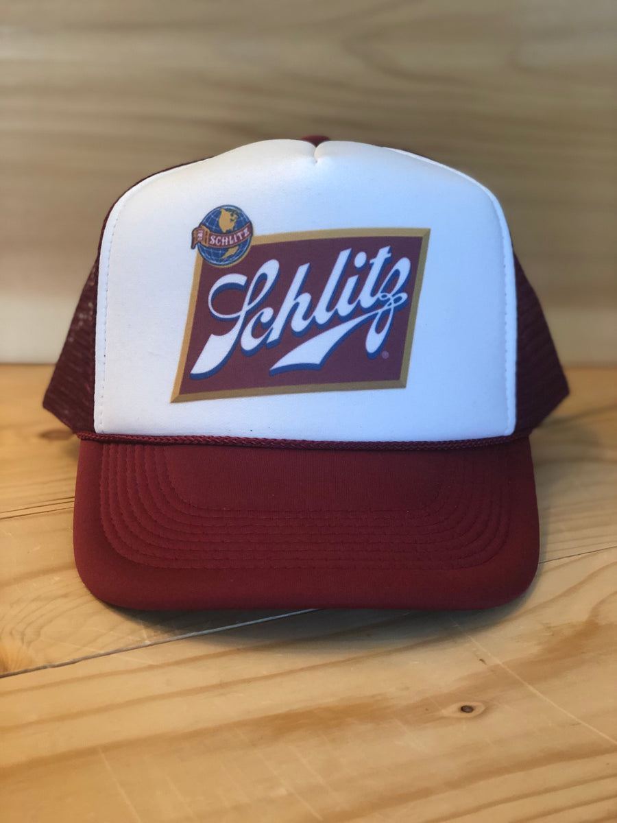 Schlitz Beer Trucker
