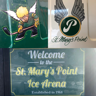 St Mary's Point Arena