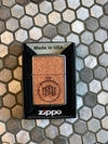 The Minnesotan Zippo by Woodchuck USA