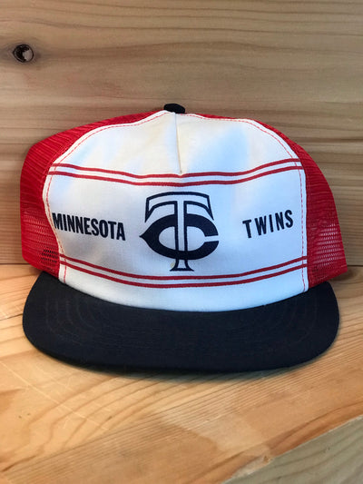 Vintage Minnesota Twins Trucker