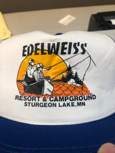 Edelweiss Campground and Resort Vintage Trucker