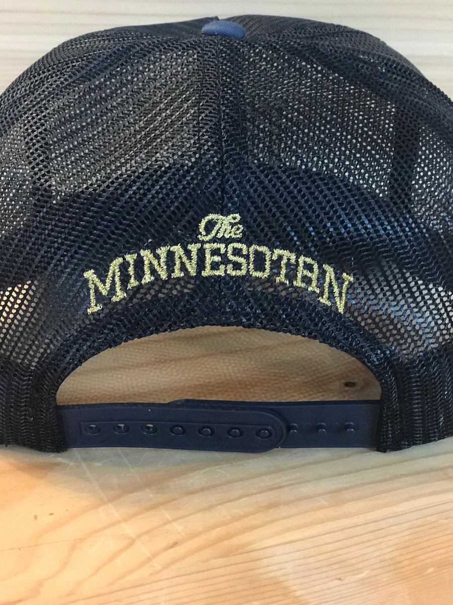 The Minnesotan All Mesh Trucker