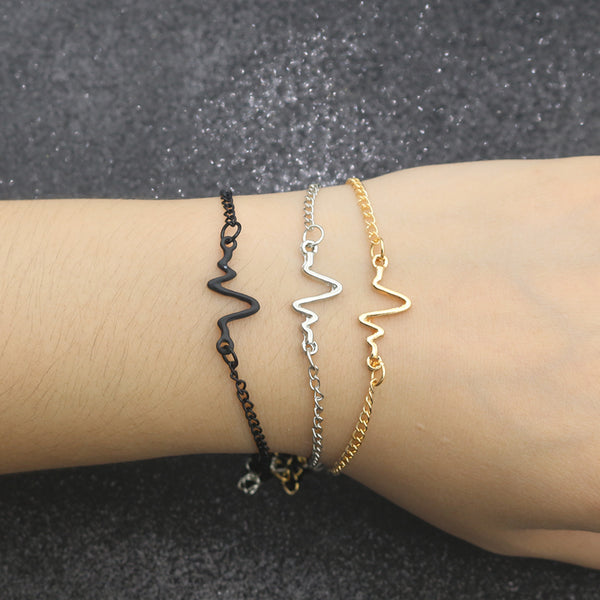 EKG ECG Heartbeat Bracelet for Nurses