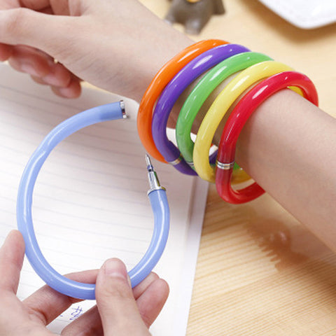 Flexible Pen Bracelet