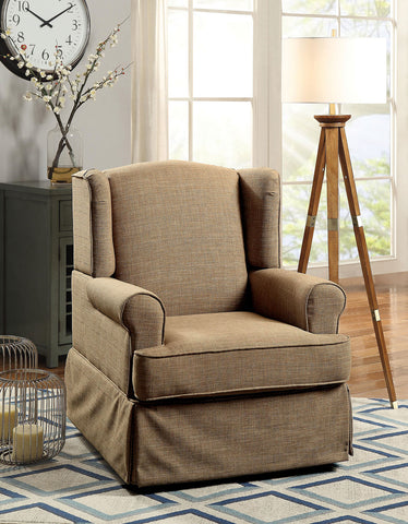 MARLENA GLIDER & ROCKER CHAIR /  CM-RC6508BR