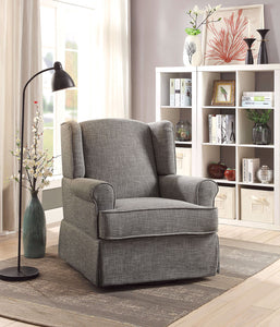 MARLENA GLIDER & ROCKER CHAIR  /   CM-RC6508GY