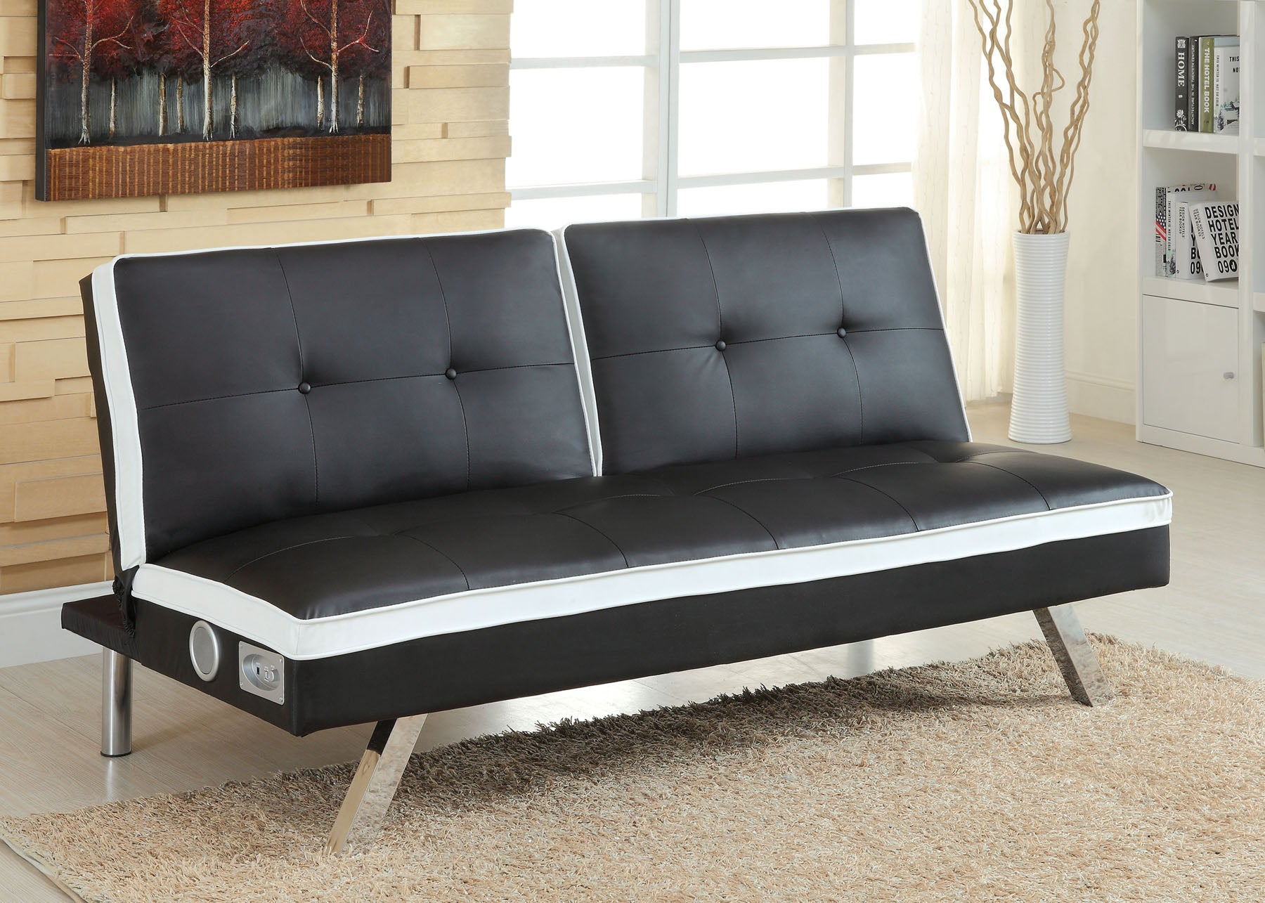 bunk black loft with mattress city chair product value futon full item samba bed bedroom beds