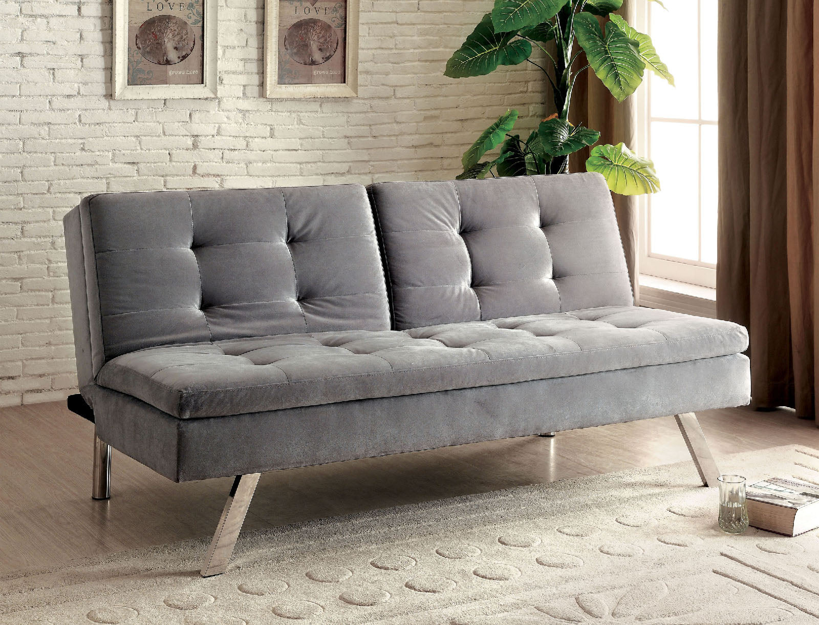 VALIER / FUTON SOFA BED