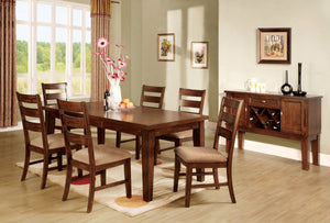 PRISCILLA I / 7PC DINING TABLE  SET  /  CM3111T