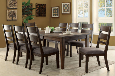 ISADORA   / 7PC DINING TABLE  SET  /   CM3191T