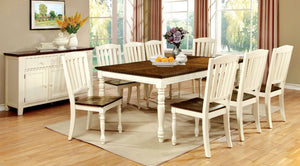 HARRISBURG/  7PC  DINING TABLE SET  CM3216T
