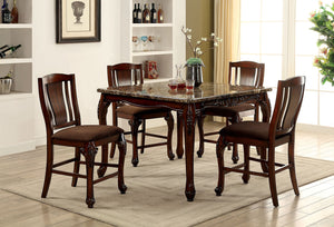 JOHANNESBURG / 5PC COUNTER HT. TABLE  SET