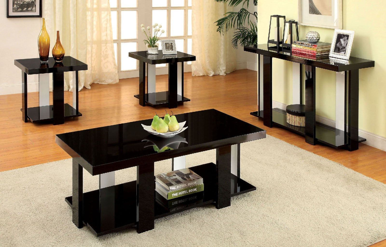 LAKOTI I 3 PC. TABLE SET     |     CM4240-3PK