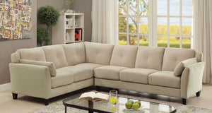 PEEVER II 2PC SECTIONAL