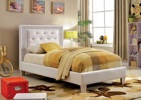 LIANNE BED  / CM7217WH