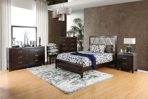 WINNIFRED / 4PC QUEEN BEDROOM SET / CM7412